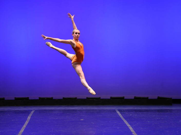 Ballet Competition Photographer