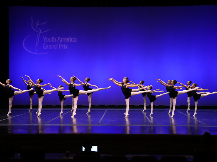 Ballet Competition Photography